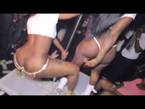 Money Crazy & Plenty Money Ent Presents BBN butt booty naked Party @ Blusters...VIDEO18+