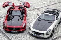 Mercedes-Benz SLS AMG GT Final Edition...