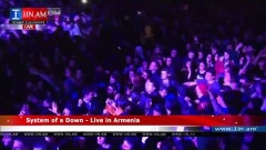 System of a Down - Wake Up The Souls - Live Concert in Yerevan, Armenia April 24, 2015