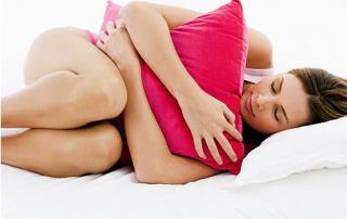 Боль во время менструального цикла...