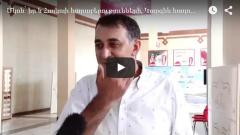 Մկոն՝ իր և Հայկոյի հարաբերությունների, Կարգին հաղորդման և Բաղրամյան պողոտայի պայքարի մասին...video