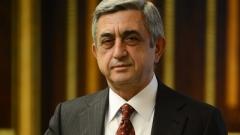 Նախագահ Սերժ Սարգսյանը հեռախոսազրույց է ունեցել Իրանի նախագահ Հասան Ռոհանիի հետ...