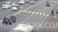 ԲԱՑԱՌԻԿ ՏԵՍԱՆՅՈՒԹ. Երևանում 33-ամյա վարորդը Mercedes-ով վրաերթի է ենթարկել 24 –ամյա հետիոտնին...video