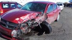 Ողբերգական վթար Ապարան-Վանաձոր ավտոճանապարհին. մայր եւ որդի մահացել են...