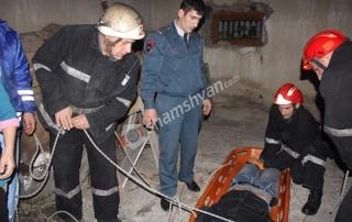 Արտակարգ իրավիճակ Երևանում. հրշեջ-փրկարարները, ոստիկաններն ու շտապ օգնության աշխատակիցները համատեղ ուժերով կանխել են 31-ամյա տղայի ինքնասպանությունը...video