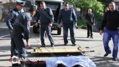 Կրակոցներ, սպանություն Ալավերդի քաղաքում. կա 1 զոհ, 1 ծայրահեղ ծանր վիրավոր...video