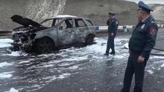 Չայնիի ոլորաններում 41-ամյա իտալացու Mercedes-ը վերածվել է մոխրակույտի