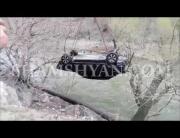 30-ամյա վարորդը ВАЗ 21010-ով գլխիվայր շրջվելով՝ հայտնվել է Արփա գետում
