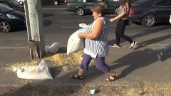«Որ մի մեշոկ վերցնեմ, չի՞ կարելի». Խոշոր վթարից հետո կինը տարավ մակարոնի պարկը