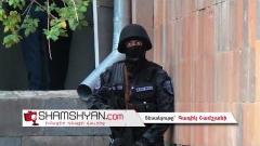 Լարված իրավիճակ Արմավիր քաղաքում. տղամարդը մանկապարտեզի սաներին ու աշխատակիցներին պատանդ է վերցրել