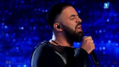 Sevak Khanagyan - Qami (LIVE) Eurovision 2018   Depi Evratesil   Armenia