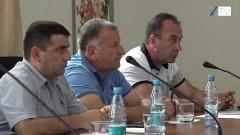 Մանվել Գրիգորյանը զրկվեց Կապանի պատվավոր քաղաքացու կոչումից