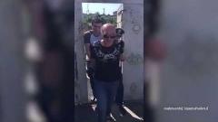 Տեսանյութ, թե ինչպես են խուզարկում «օրենքով գողերի» և քրեական հեղինակությունների բնակարանները