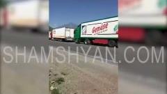 Լարսի անցակետում 1500-ից ավելի հայկական բեռնատարներ քանի օր է՝ չեն կարողանում անցնել սահմանը